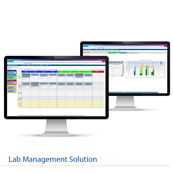 Lab-Management-Solution